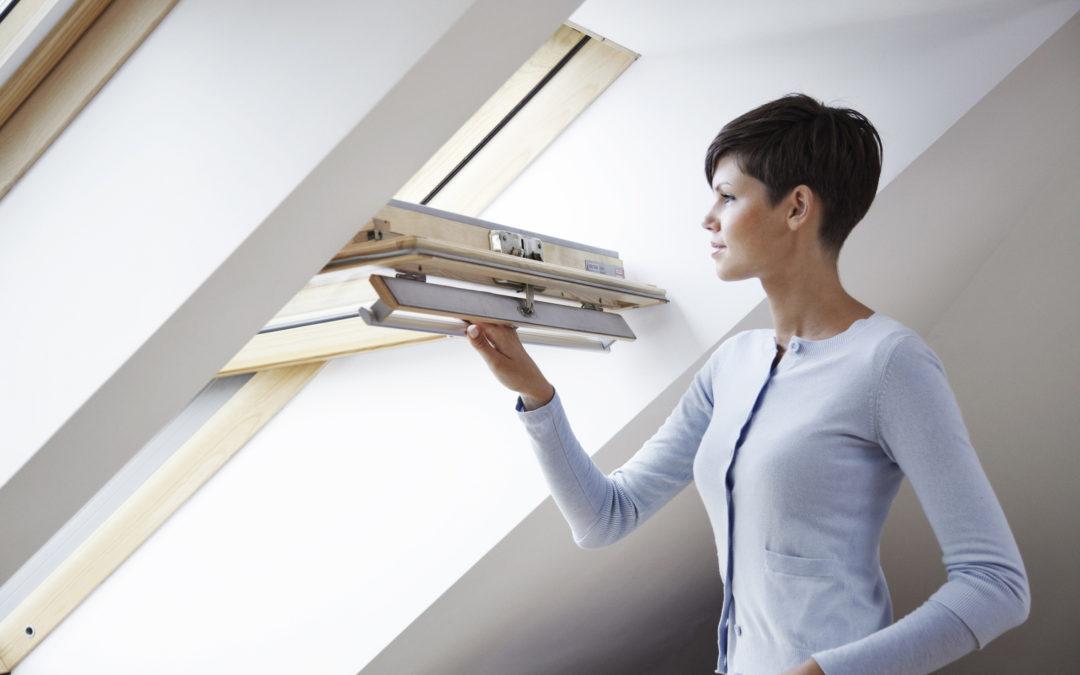 Tipps für die Pflege Ihrer Fenster – Effektiv lüften