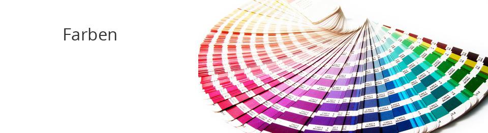 Farben für Fenster- & Türsysteme